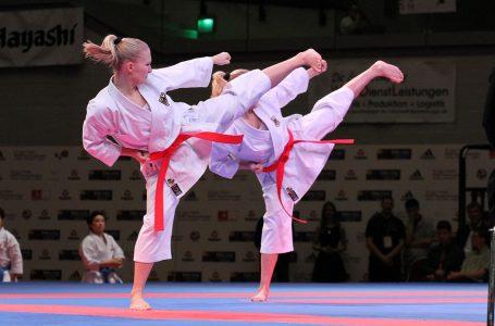 klubu karate