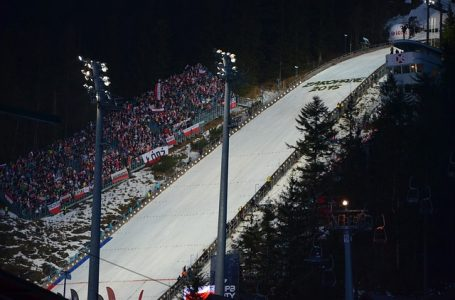 Igrzyska Europejskie: Skoki narciarskiej w programie zawodów