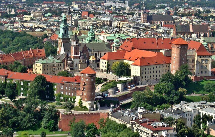 Kasyna w stolicy Małopolski